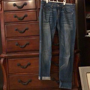 Rag & bone Dre jeans size 28. Excellent condition!
